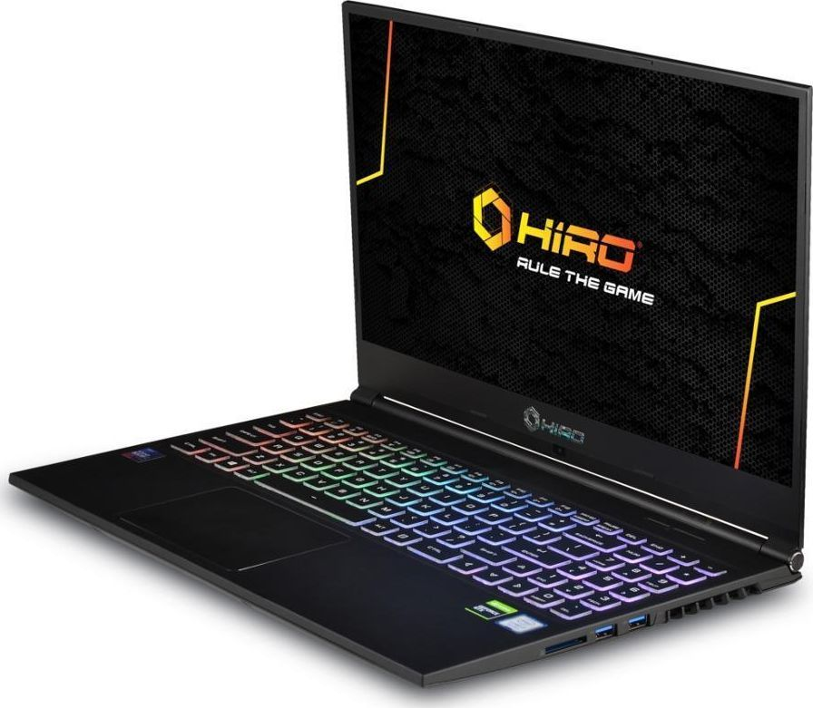Laptop Hiro 7165-H04 (NBC-7165i71650-H04) 1