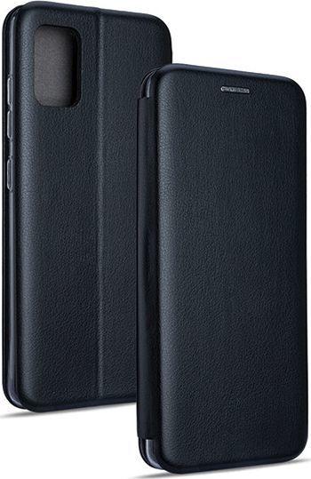 Etui Book Magnetic Huawei Y6p czarny /black 1