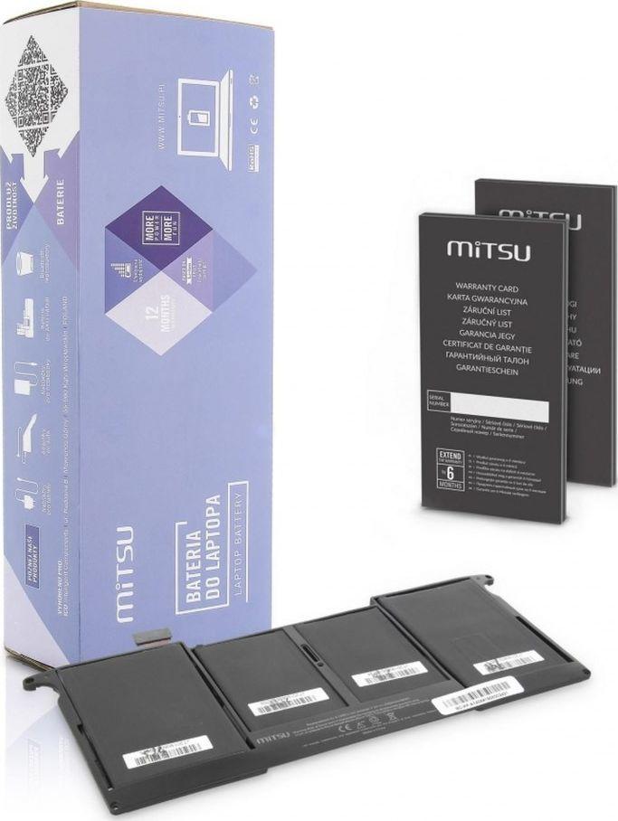 """Bateria Mitsu Bateria Mitsu do notebooka Apple MacBook Air 11"""" - A1370 1"""