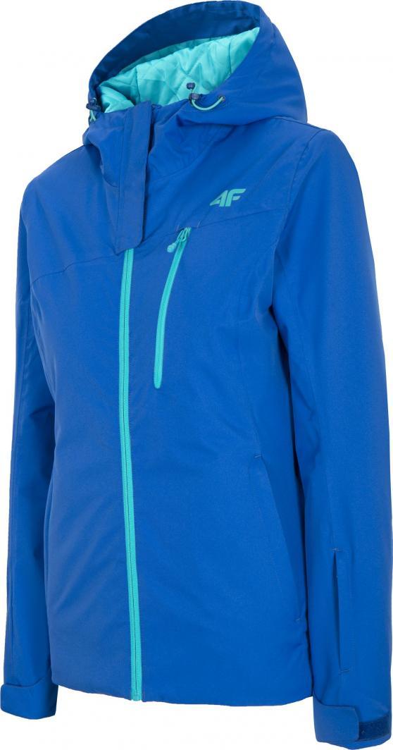 4f Kurtka narciarska damska H4Z20-KUDN003 niebieska r. XS 1