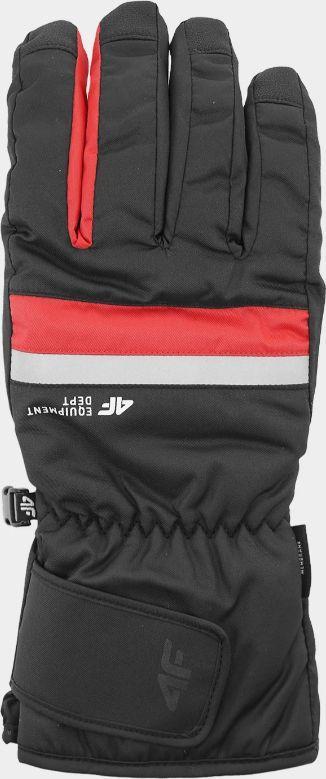 4f Rękawice narciarskie H4Z20-REM006 czarne r. XL 1