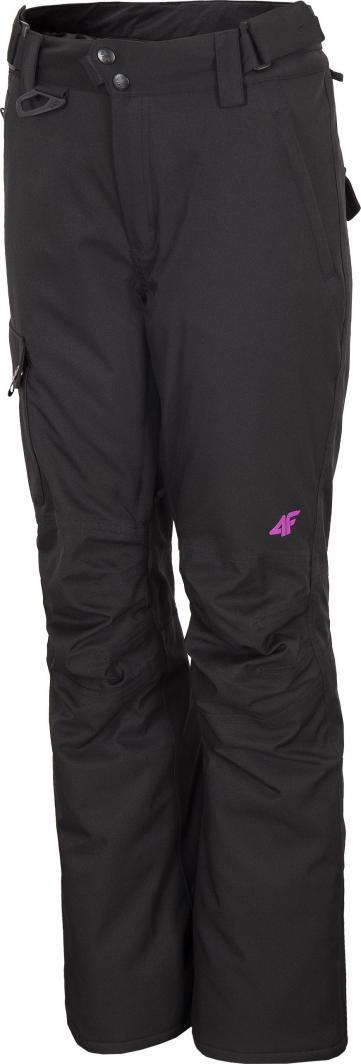 4f Spodnie damskie H4Z20-SPDS001 czarne r. L 1