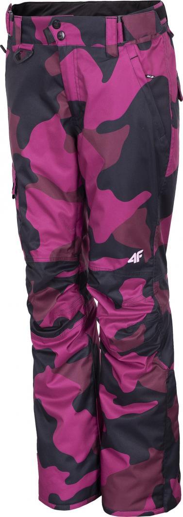 4f Spodnie damskie H4Z20-SPDS001 różowe r. L 1
