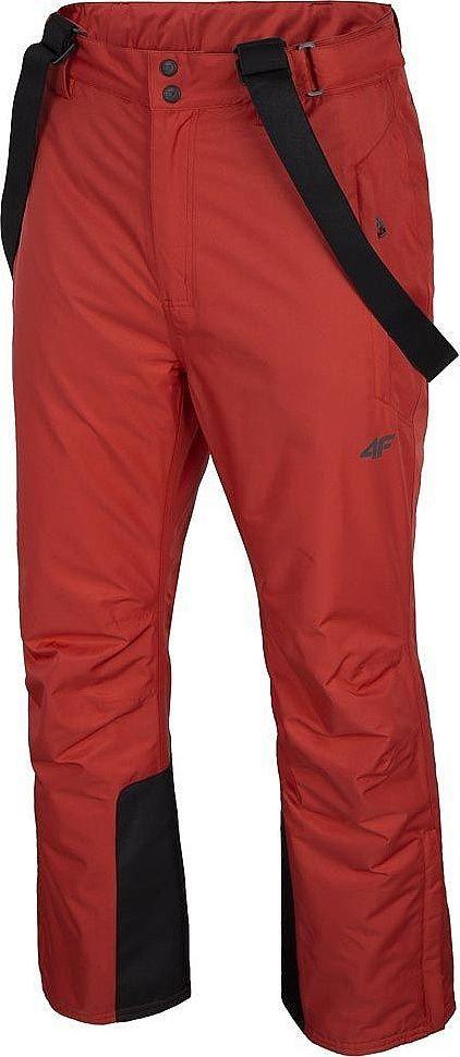 4f Spodnie męskie H4Z20-SPMN001 czerwone r. XL 1