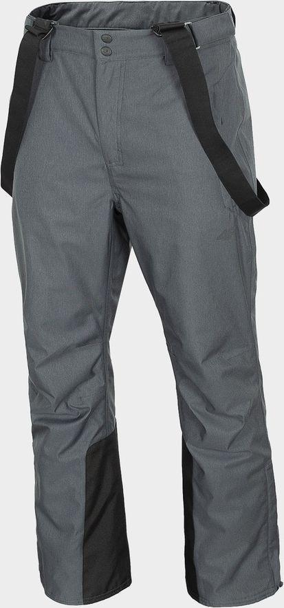 4f Spodnie męskie H4Z20-SPMN001 szare r. L 1