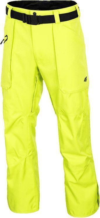 4f Spodnie męskie H4Z20-SPMN002 zielone r. L 1
