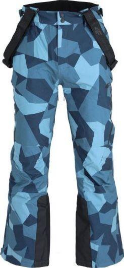 4f Spodnie męskie H4Z20-SPMN004 niebieskie r. XXL 1