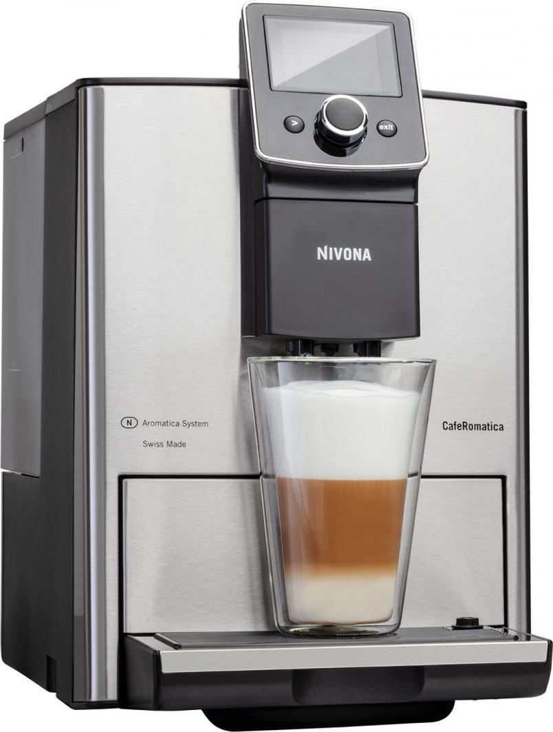 Ekspres ciśnieniowy Nivona CafeRomatica 825 1