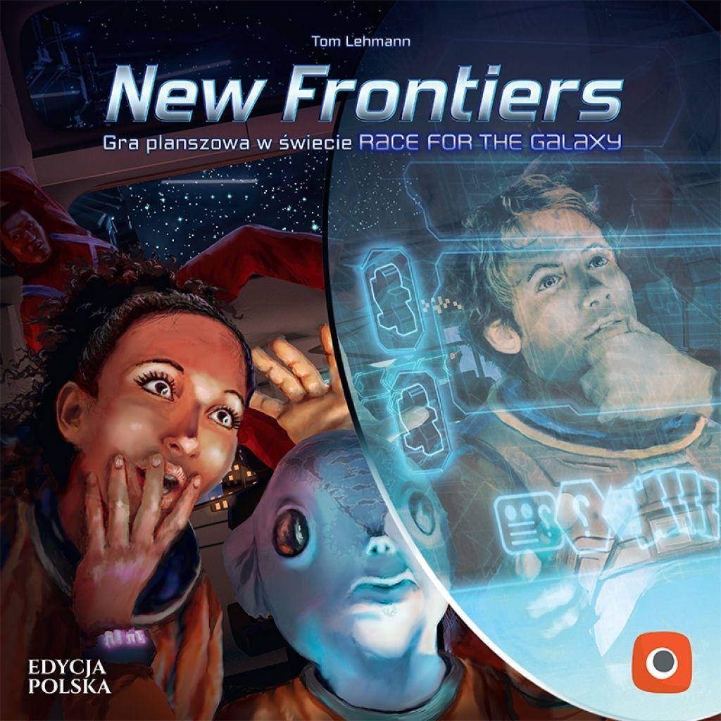 Portal Games New Frontiers (edycja polska) 1