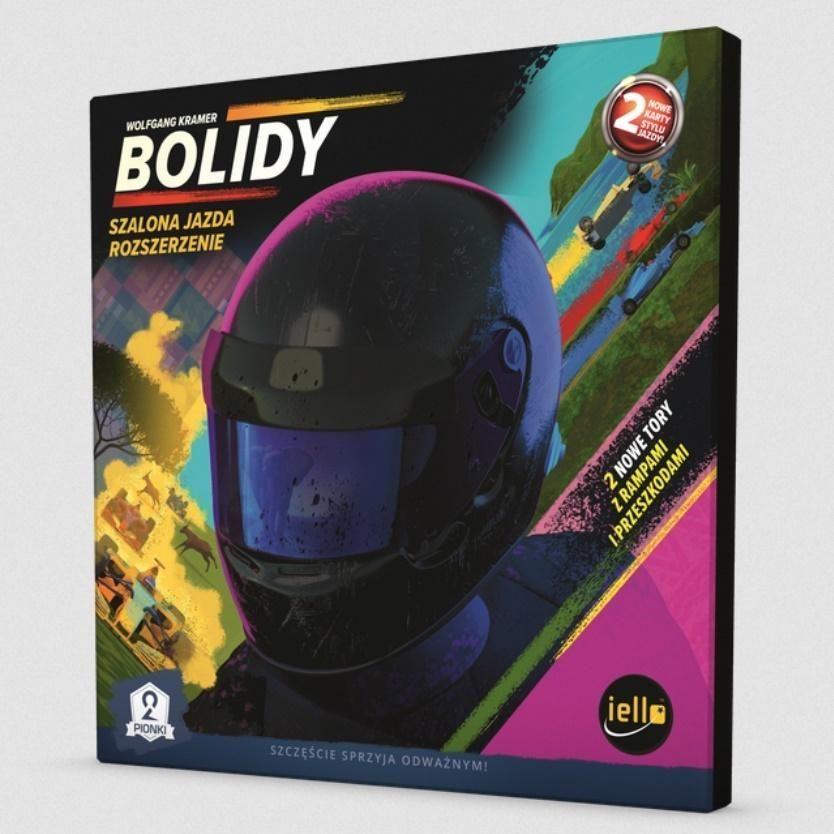 Portal Games Bolidy: Szalona jazda 1