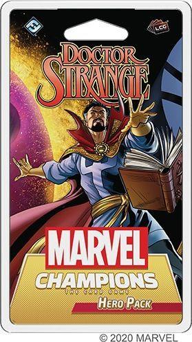 Fantasy Flight Games Marvel Champions: Doctor Strange Hero Pack 1