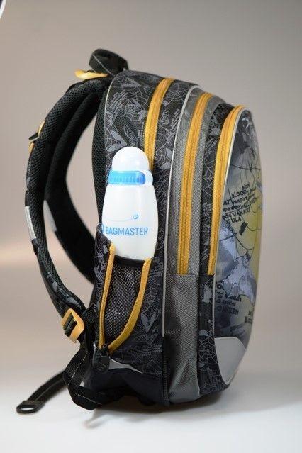 BAGMASTER Plecak szkolny EV 0115 B nietoperze 1