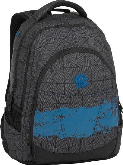 BAGMASTER Plecak szkolny Digital 8 D czarny 1