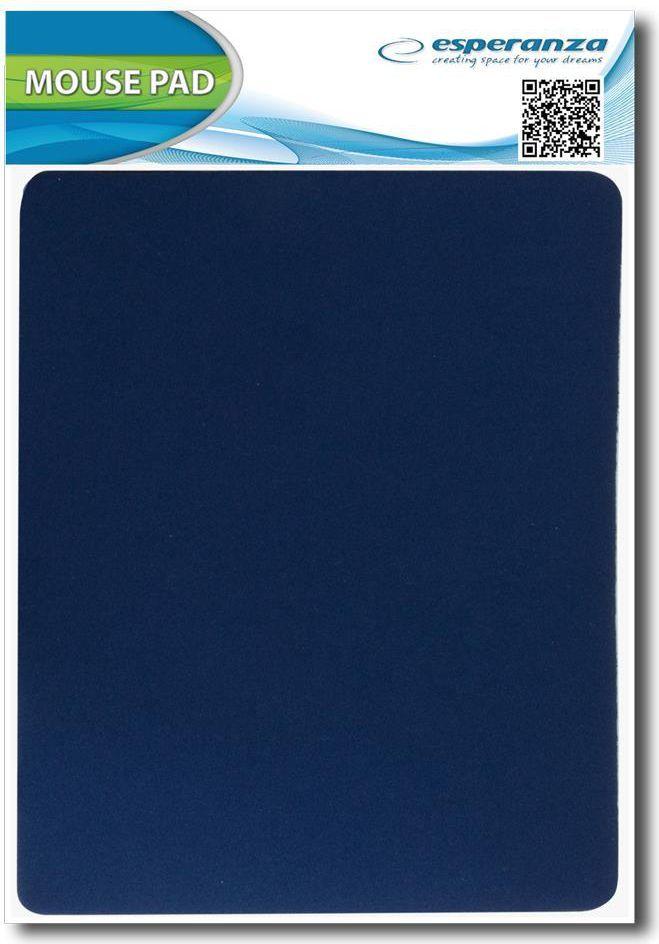 Podkładka Esperanza Materiałowa Niebieska (EA145B) 1