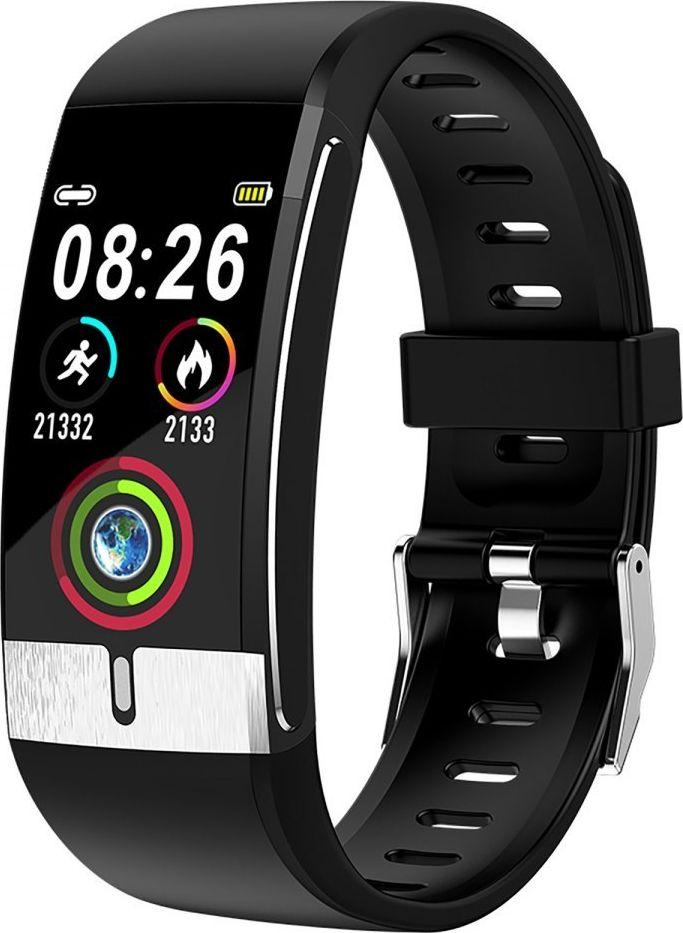 Smartband Media-Tech MT865 Czarny 1