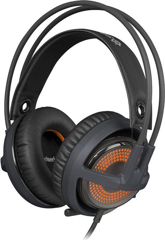 Słuchawki SteelSeries Siberia V3 Prism szare (51201) 1