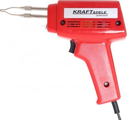 Kraft&Dele Lutownica pistoletowa transformatorowa 100W 1