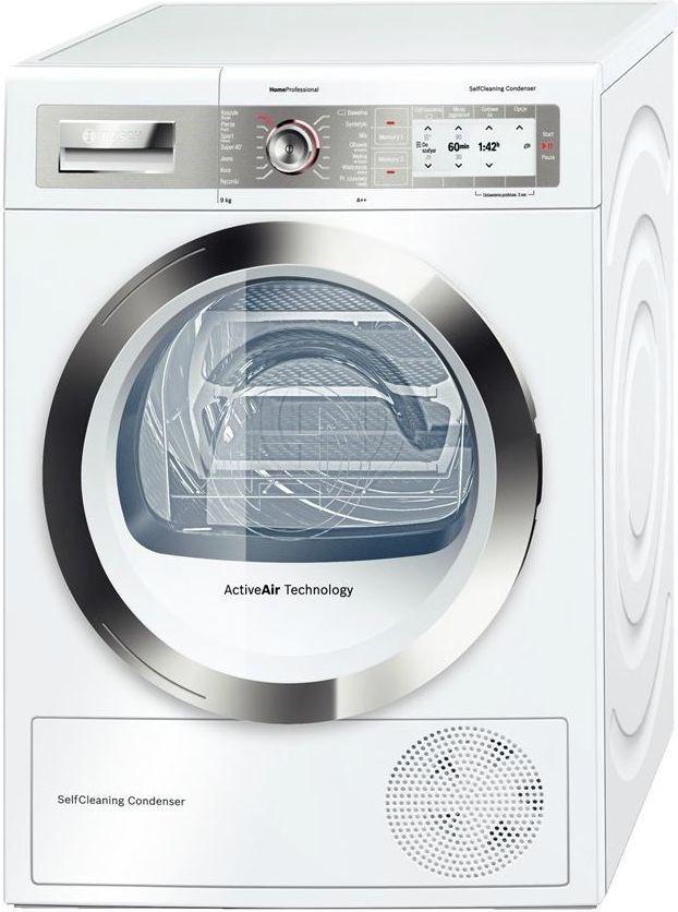 Suszarka do ubrań Bosch WTY87782PL 1