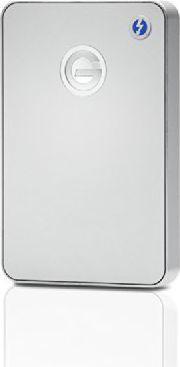 Dysk zewnętrzny G-Technology HDD G-DRIVE Mobile 1 TB Srebrny (0G03041) 1