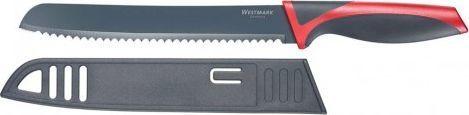 Westmark Westmark, nóż do pieczywa z ochroną ostrza, 19cm 1