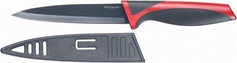Westmark Westmark, uniwersalny nóż kuchenny z ochroną ostrza, 12cm 1