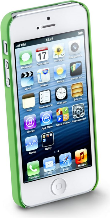 Cellular Line etui Fit iPhone 5 (CFITCIPHONE5G) 1