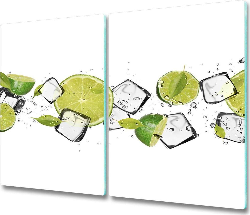 Deska do krojenia Tulup szklana 60 cmx2szt. 1