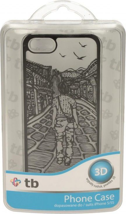 TB Touch etui iPhone 5/5S (AOTBXTFIP5A16BL) 1