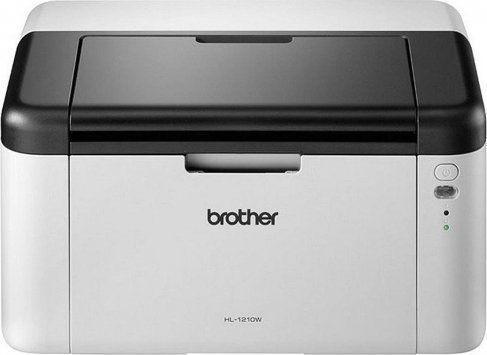 Drukarka laserowa Brother HL-1210WE (HL1210WEYJ1) 1