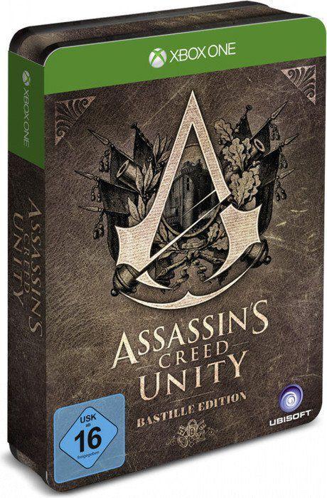 Assassins Creed Unity Edycja Bastylii 1