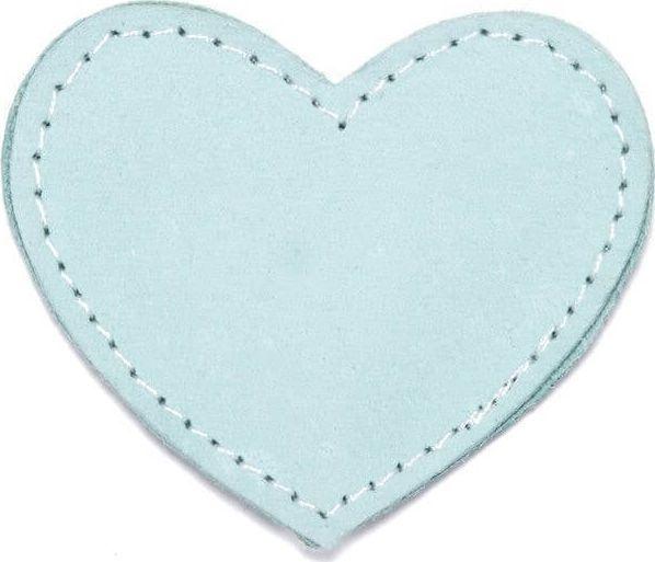 La Millou Moonie's Charm Heart Turquoise Dust 2szt. La Millou 1