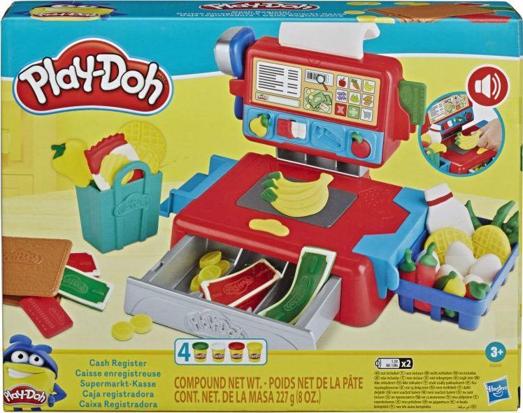 Hasbro Play-Doh Ciastolina Kasa Sklepowa Dźwięki (E6890) 1