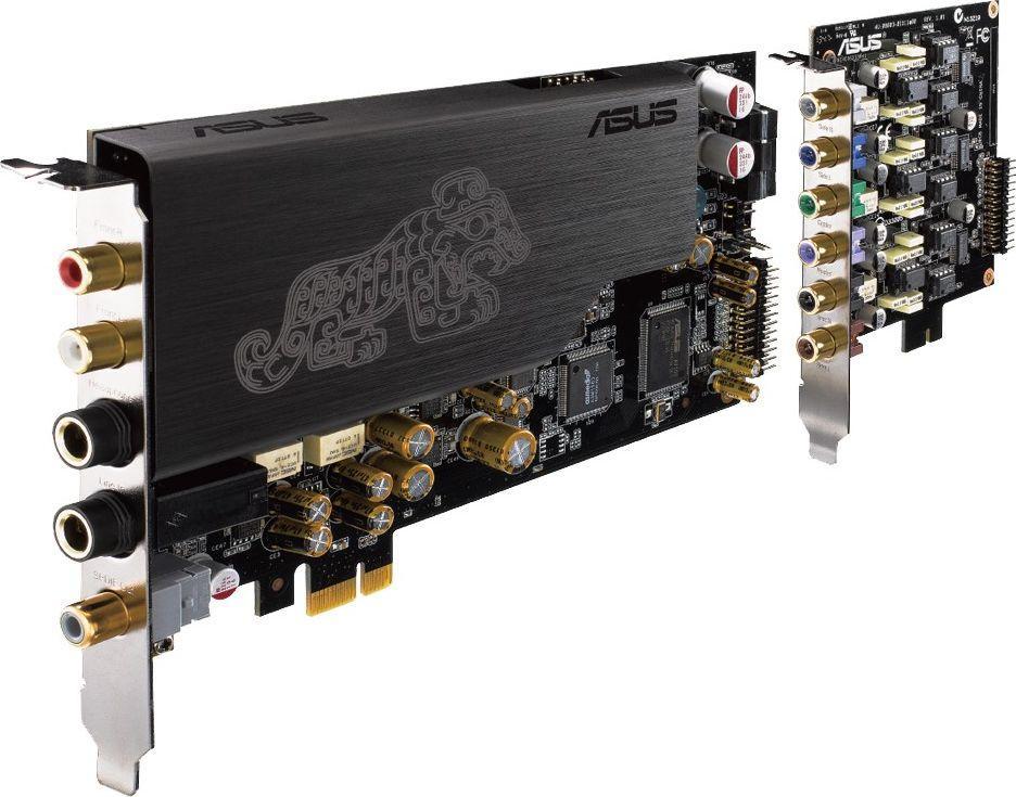 Karta dźwiękowa Asus Essence STX II 7.1 (90YA00NN-M0UA00) 1