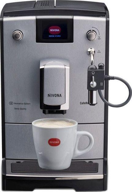 Ekspres ciśnieniowy Nivona CafeRomatica 670 + pojemnik na mleko 1