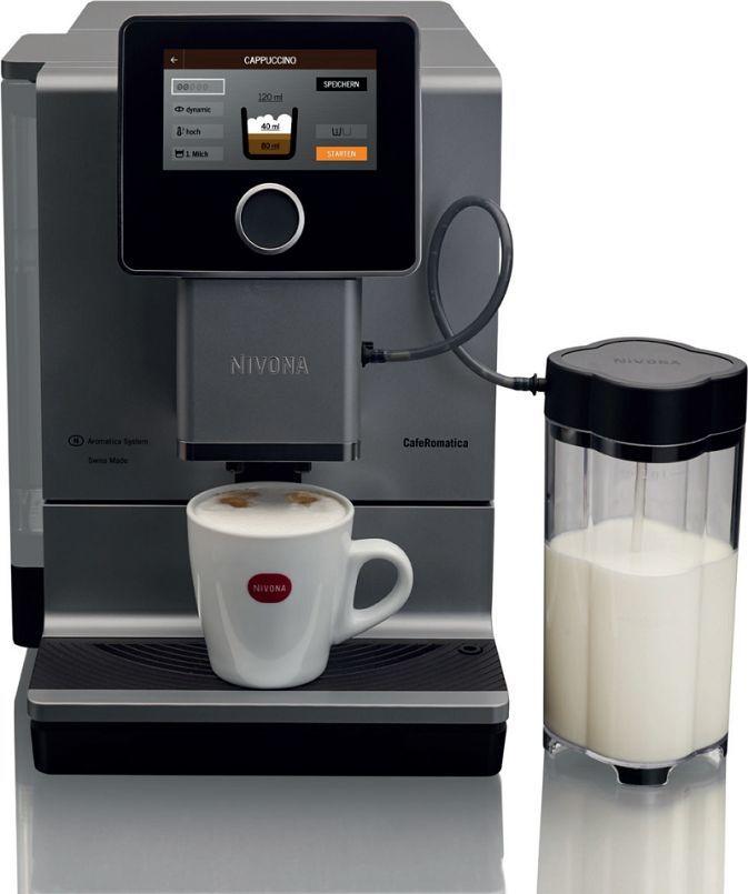 Ekspres ciśnieniowy Nivona CafeRomatica 970 + 3 kg kawy 1