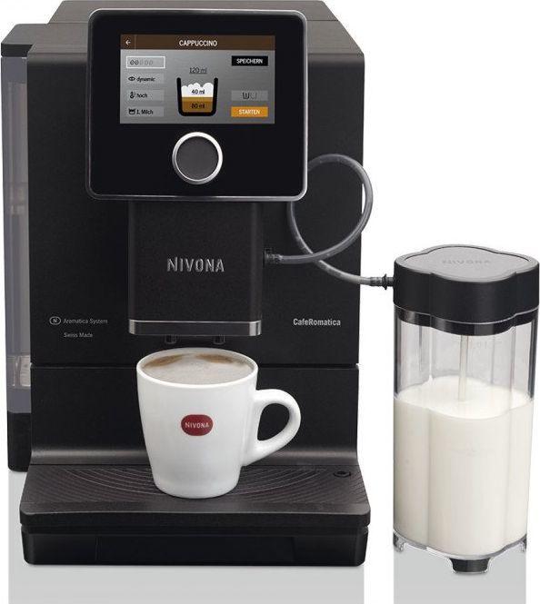 Ekspres ciśnieniowy Nivona CafeRomatica 960 + 3 kg kawy 1
