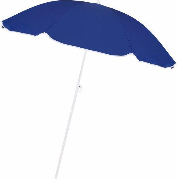 Springos Parasol plażowy ogrodowy 180 cm niebieski UNIWERSALNY 1