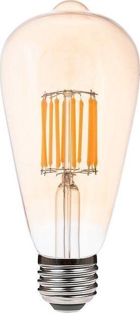 LUMIDO Żarówka led filamentowa e27 9w 900lm ciepły UNIWERSALNY 1