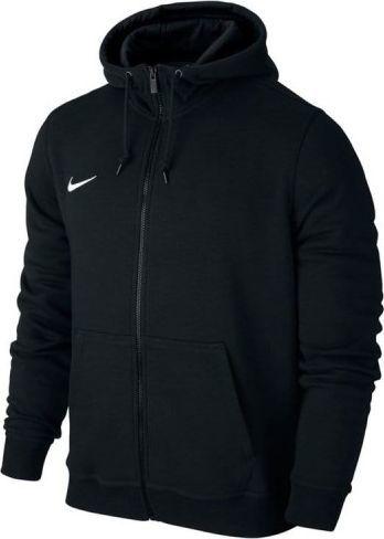 Nike Bluza z kapturem Nike czarna junior r. M 137-147 cm 1