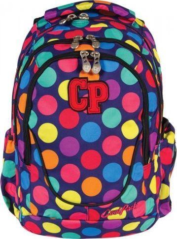 Coolpack Plecak szkolny Simple różowy 1