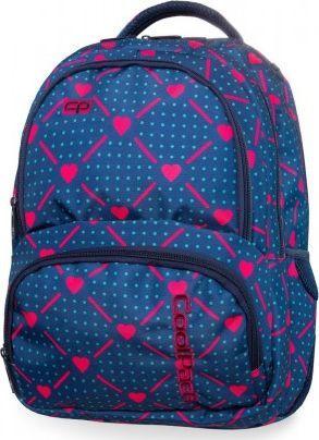 Coolpack Plecak szkolny Spiner Heart Link 1