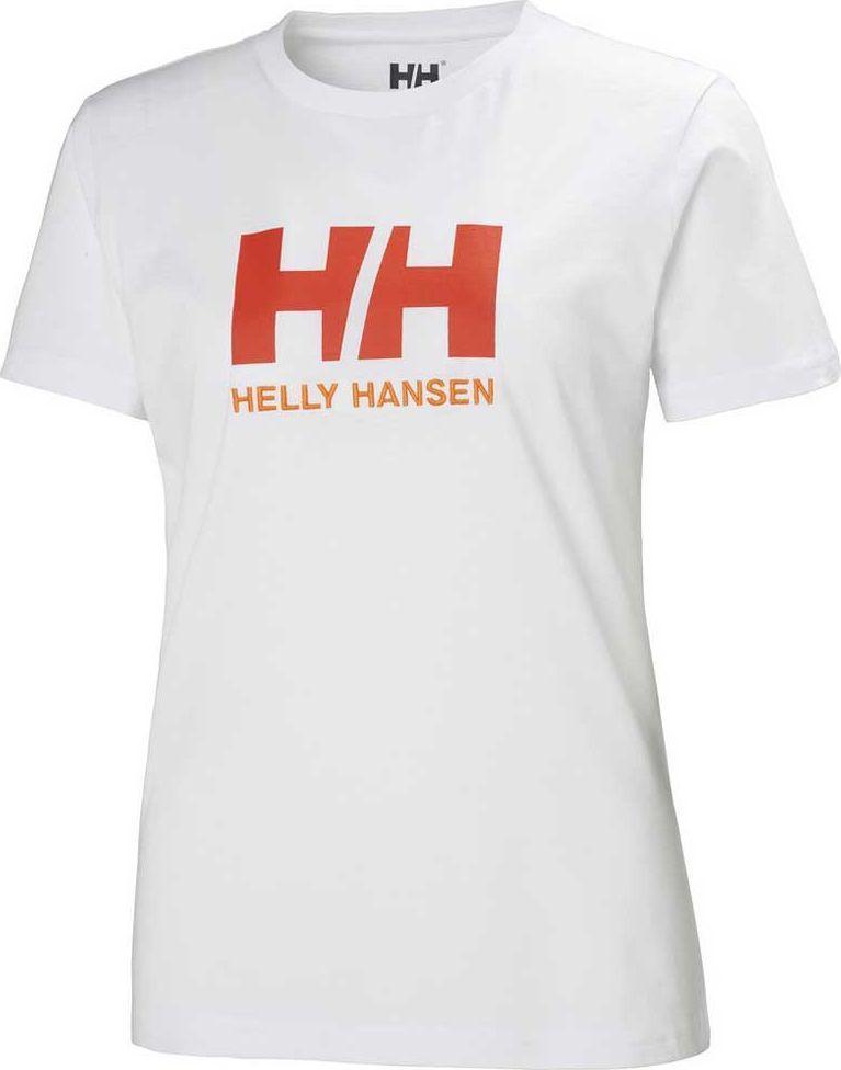Helly Hansen Koszulka damska Logo White r. M 1