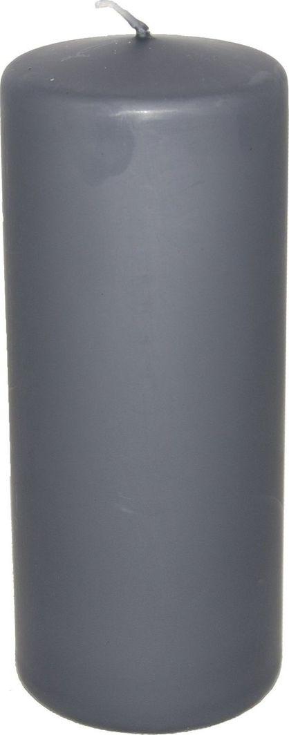 Świeca pieńkowa MAT- szara 250/80 uniwersalny 1