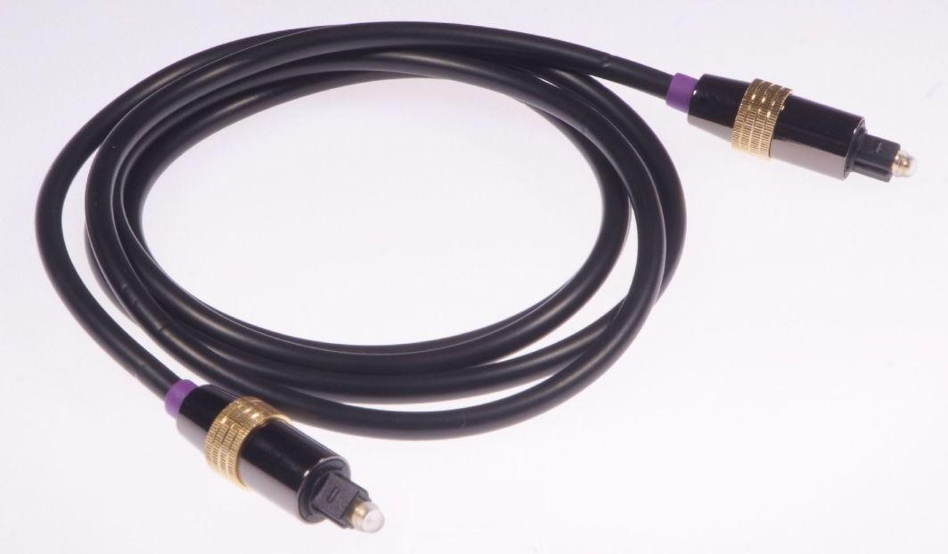 Kabel Libox Toslink - Toslink 1.5m czarny (LB0030) 1