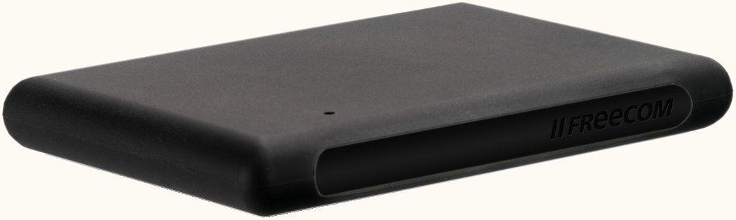 Dysk zewnętrzny FreeCom HDD Mobile Drive XXS 1 TB Czarny (56007) 1