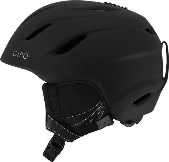 Giro Kask zimowy GIRO ERA matte black roz. M (55.5-59 cm) (DWZ) uniwersalny 1