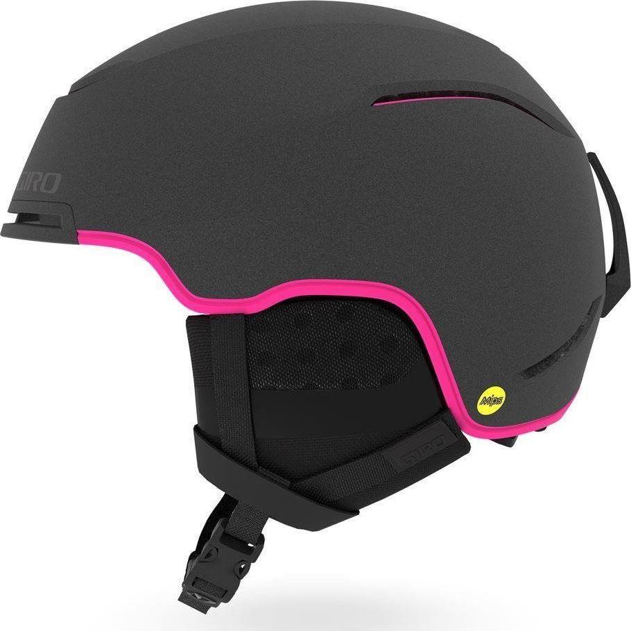 Giro Kask zimowy GIRO TERRA MIPS matte graphite bright pink roz. M (55.5-59 cm) (DWZ) uniwersalny 1
