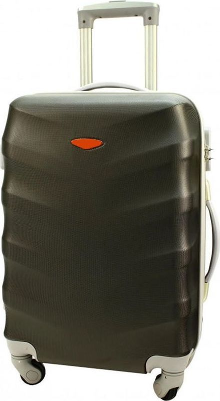 PELLUCCI Małe kabinowa walizka PELLUCCI RGL 81 S Szara uniwersalny 1