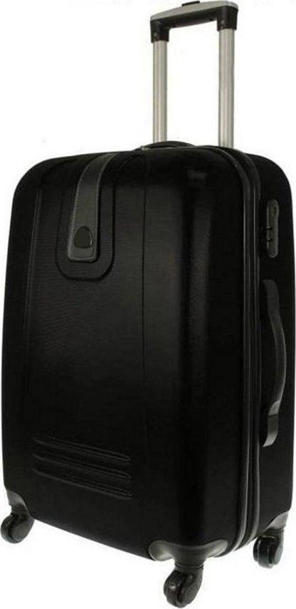 PELLUCCI Mała kabinowa walizka PELLUCCI RGL 910 S Czarna uniwersalny 1