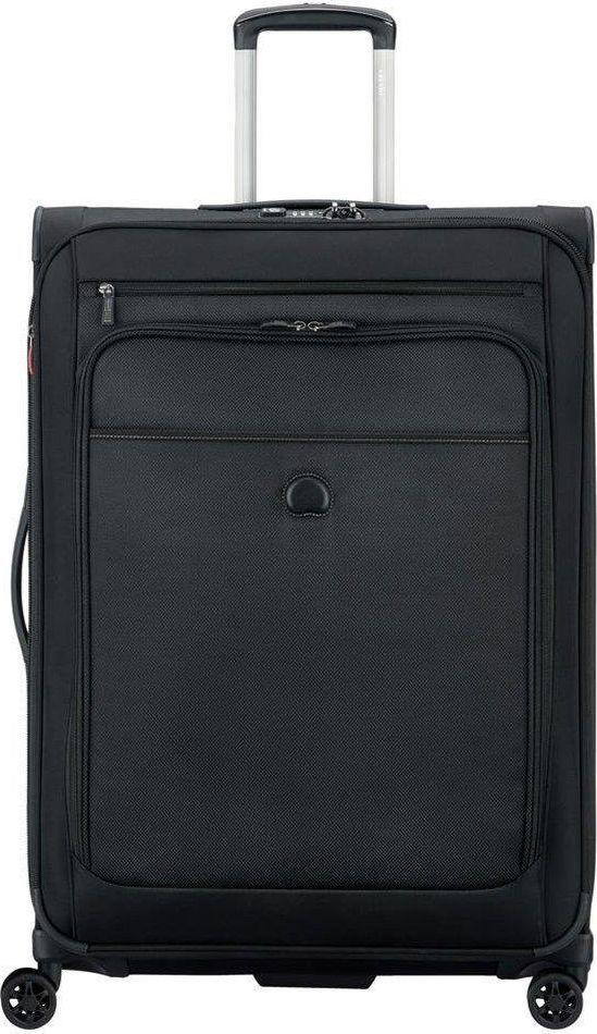 Delsey Duża walizka DELSEY Pilot WW Czarna uniwersalny 1